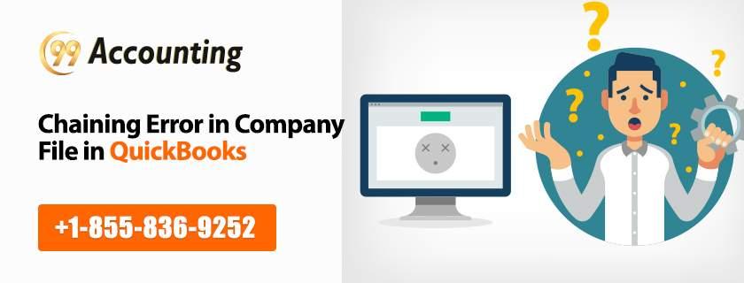 Quickbooks Target Chaining Error ! Dial +1-800-993-4190